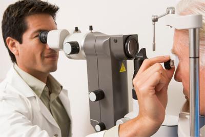 szemészet, szemvizsgálat